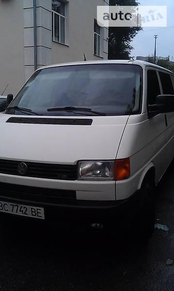 Volkswagen Transporter 2003 года