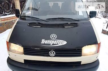 Volkswagen T4 (Transporter) пасс.  1996