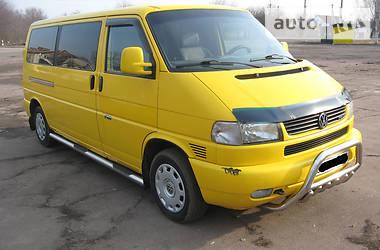 Volkswagen T4 (Transporter) пасс.  2002