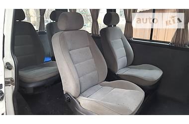 Volkswagen T4 (Transporter) пасс. WEBASTO 2003