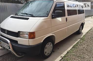 Volkswagen T4 (Transporter) пасс. LONG8+1 1998