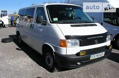 Volkswagen T4 (Transporter) пасс. LONG 2002