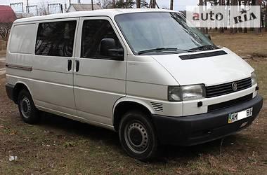 Volkswagen T4 (Transporter) пасс. SYNCRO 75 kw A/C 2001