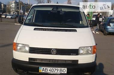 Volkswagen T4 (Transporter) пасс.  1997