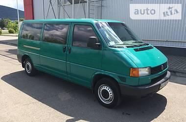Volkswagen T4 (Transporter) пасс. LOHG.2.5TDI.75KB 1998