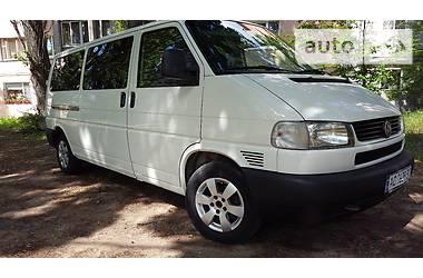 Volkswagen T4 (Transporter) пасс. LONG 2003