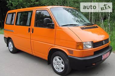 Volkswagen T4 (Transporter) пасс. 75 kW 2001