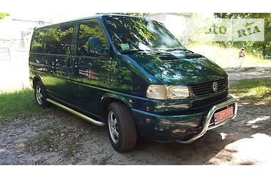 Volkswagen T4 (Transporter) пасс. EXCLUSIVE 1999