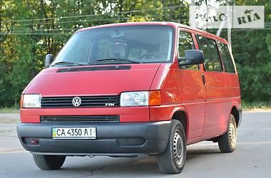 Volkswagen T4 (Transporter) пасс.  2003
