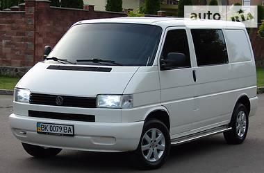 Volkswagen T4 (Transporter) пасс. 1.9_DIESEL  2000