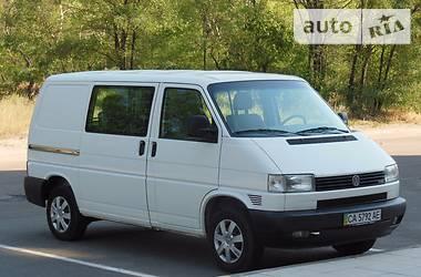 Volkswagen T4 (Transporter) пасс. Comfort 2002
