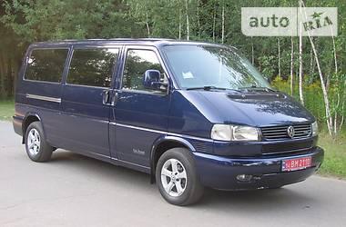 Volkswagen T4 (Transporter) пасс. LONG 75kW 2002