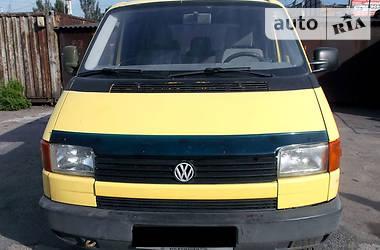 Volkswagen T4 (Transporter) пасс. 2.4 1994