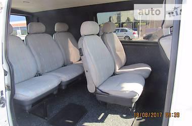 Volkswagen T4 (Transporter) пасс. CLIMA/LONG/75kWt 2002