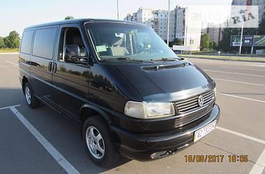 Volkswagen T4 (Transporter) пасс. multivan 2002