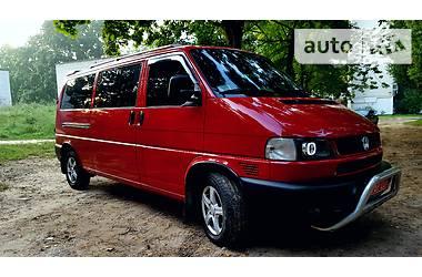 Volkswagen T4 (Transporter) пасс. LONG CLIMA 75kWt. 2003