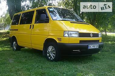 Volkswagen T4 (Transporter) пасс.  2000