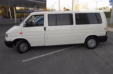 Volkswagen T4 (Transporter) пасс.  2.5 TDI 75 KWT 1998