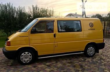 Volkswagen T4 (Transporter) пасс. в-пасажир 2001