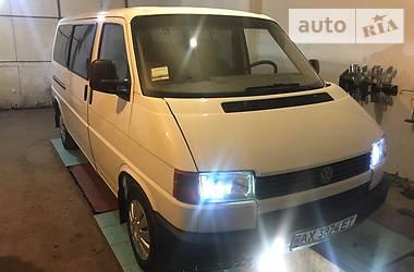 Volkswagen T4 (Transporter) пасс. Long 1992