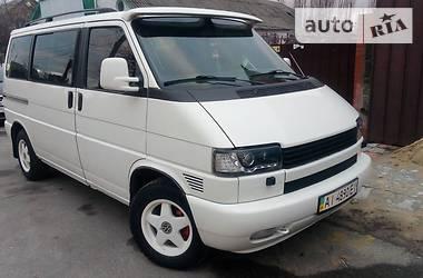 Volkswagen T4 (Transporter) пасс.  1999