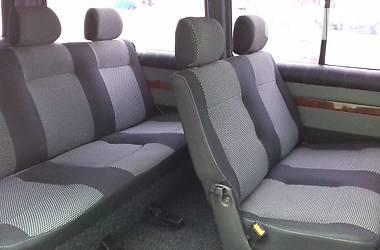 Volkswagen T4 (Transporter) пасс. CARAWELLA/LONG/75kWt 2000