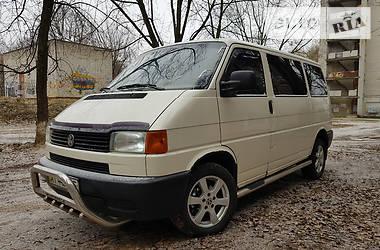Volkswagen T4 (Transporter) пасс. 75kWt 2001