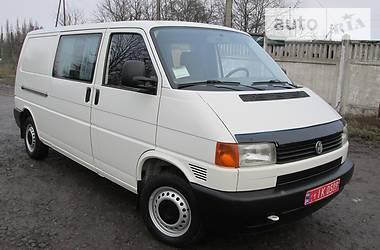 Volkswagen T4 (Transporter) пасс. LONG 2000