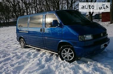 Volkswagen T4 (Transporter) пасс. MAXI 1998
