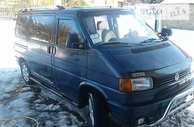 Volkswagen T4 (Transporter) пасс.  1993