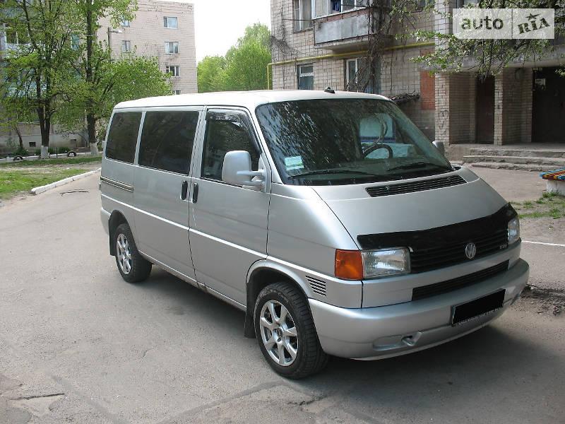 Volkswagen T4 (Transporter) пасс.