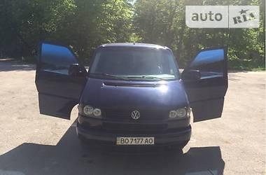 Volkswagen T4  2001
