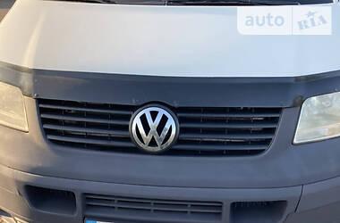 Volkswagen T5 (Transporter) груз-пасс.  2009