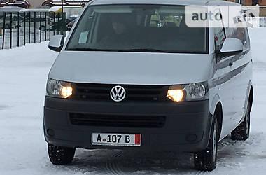 Volkswagen T5 (Transporter) груз LONG 2012