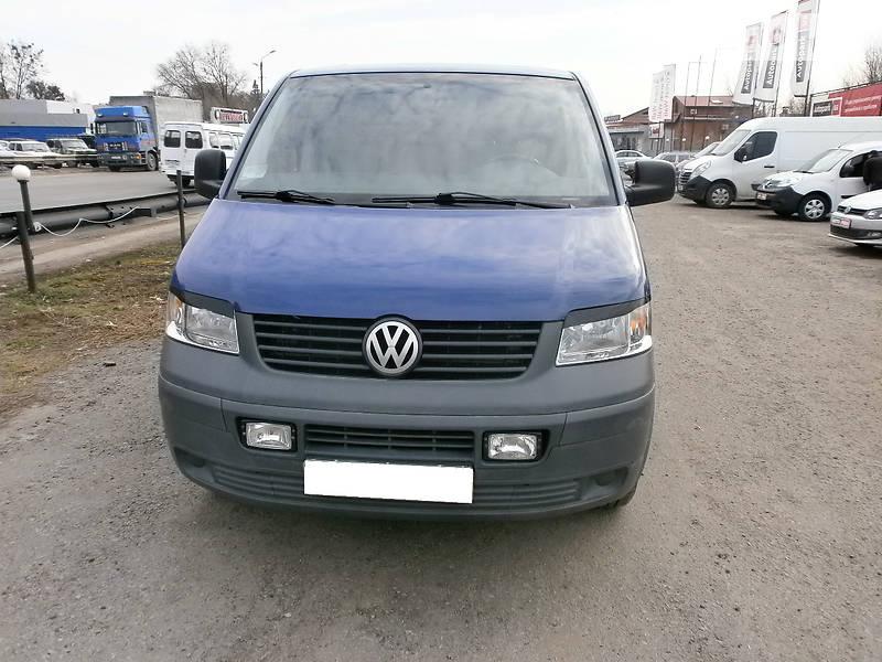 Volkswagen Transporter 2006 року