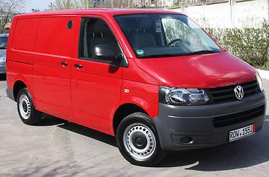 Volkswagen T5 (Transporter) груз KLIMA 2013