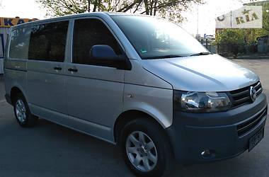 Volkswagen T5 (Transporter) груз DSG 2013