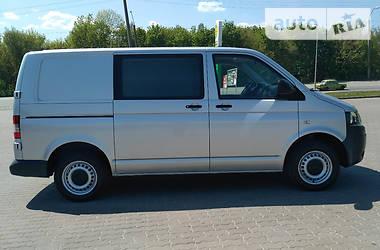 Volkswagen T5 (Transporter) груз AUTOMAT-DSG 2012