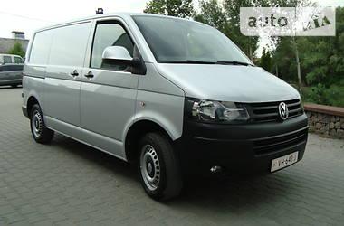 Volkswagen T5 (Transporter) груз 103 kBt.KLIMA 2014