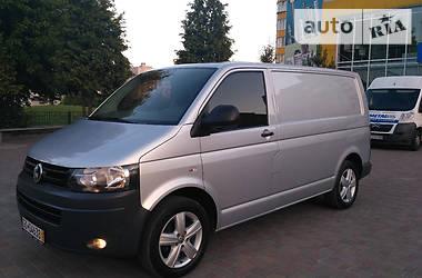 Volkswagen T5 (Transporter) груз NAVI 2013