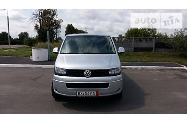 Volkswagen T5 (Transporter) груз LONG  2014