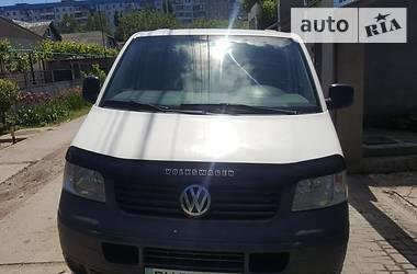 Volkswagen T5 (Transporter) груз  2006