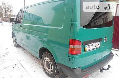 Volkswagen T5 (Transporter) груз  2004
