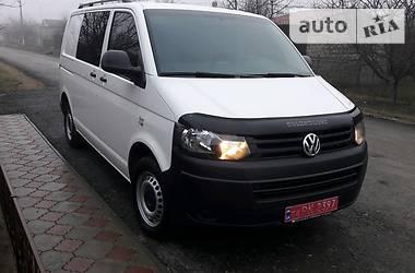 Volkswagen T5 (Transporter) груз  2014