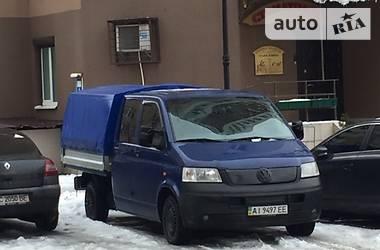 Volkswagen T5 (Transporter) груз  2005