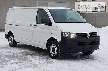 Volkswagen T5 (Transporter) груз LONG 103kw 2013