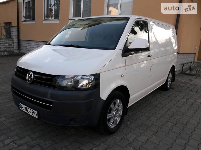 Универсал Volkswagen T5 (Transporter) груз.