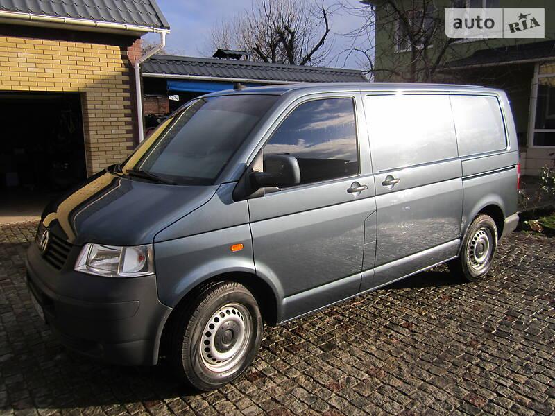 Volkswagen T5 (Transporter) груз.