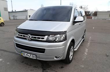 Volkswagen T5 (Transporter) пасс.  2010