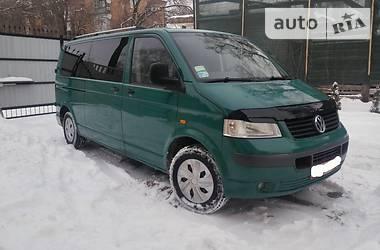 Volkswagen T5 (Transporter) пасс. MAXI 2005